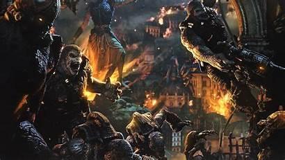 4k Gears War Wallpapers Ultra Gameranx Links