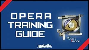 Opera Training Guide Hotelier