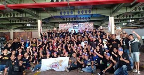 ratusan pecinta grand livina club indonesia hadiri ultah