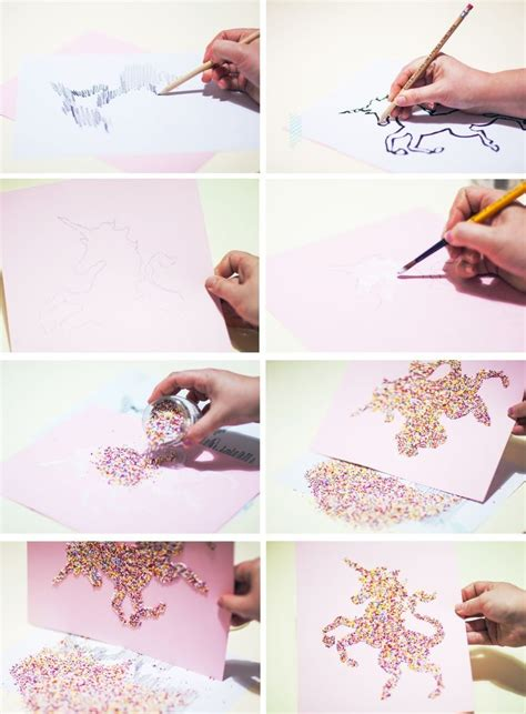 unicorn sprinkles poster   printable