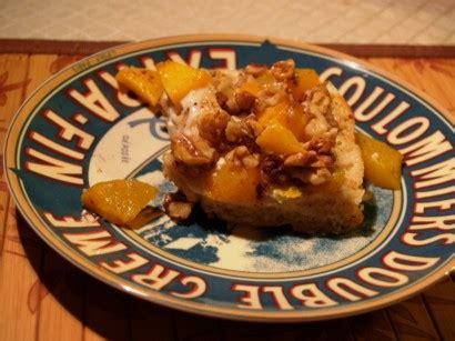 Peaches Cream French Toast Tasty Kitchen Happy