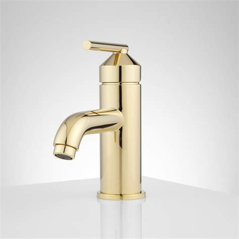 engle single hole bathroom faucet  pop  drain bathroom