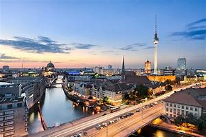 Bilder Von Berlin : berlin skyline panorama fototapeten tapeten photowall ~ Orissabook.com Haus und Dekorationen