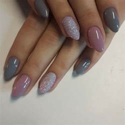 Best grey nail designs ideas on gel art and gray