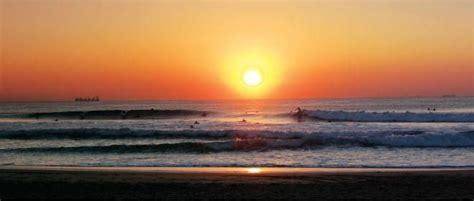 umhlanga south africa  beautiful beach area sunrise