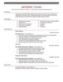office assistant sle resume best office assistant resume exle livecareer
