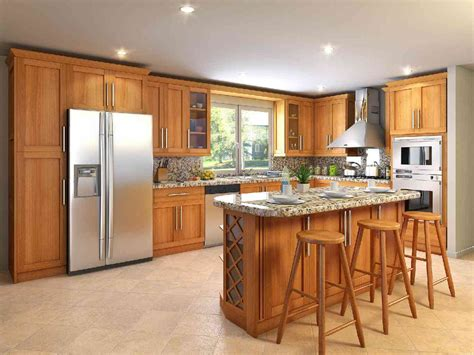 Don't forget to download this kitchen decorating ideas with oak cabinets for your home improvement reference, and view full page gallery as well. 40+ Best Kitchen Cabinet Design Ideas | Architecture Ideas