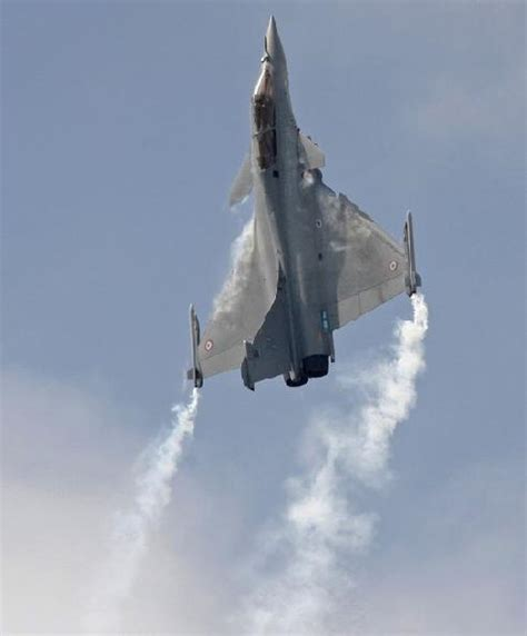 Rafale Is A Powerful French Twin-engine Delta