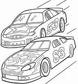 Coloring Race Cars Printable Sheets Azcoloring Monster Truck Disney Pizza Cartoon sketch template