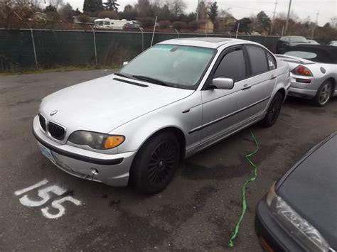 2003 Bmw 325 Xi by 2003 Bmw 325xi Speeds Auto Auctions