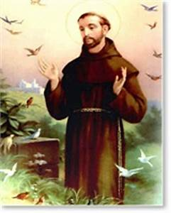 Francis of assi... Father Assisi Quotes