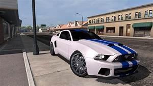 Ford Mustang Need For Speed ATS v 1.1 | Allmods.net