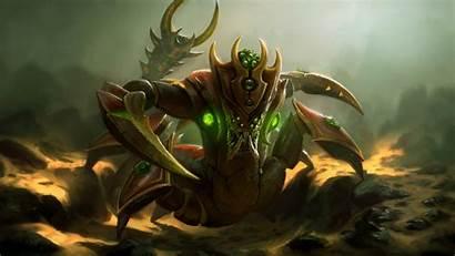 Sand King Dota Monster Fantasy Creature Monsters