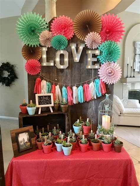 Best 25 Coral Bridal Showers Ideas On Pinterest Coral