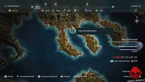 Guide Assassin's Creed Odyssey - Solution des quêtes de Xenia