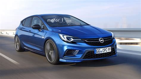 Opel Astra Opc Coming Later This Year, Here's How It Might