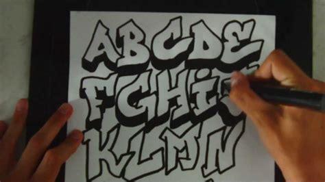 Grafiti Abjad Arab : Abjad Graffiti Alphabet 3d