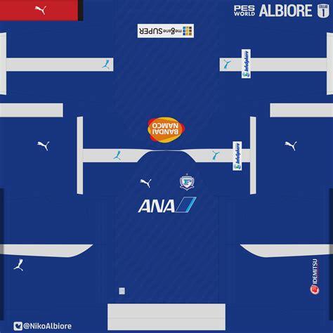myclub 2018 yokohama flügels kits 25th j league series