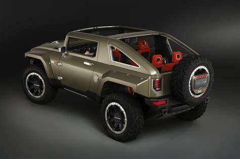gmc    suv     hummer  rival jeep