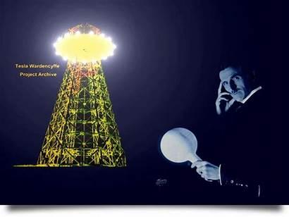 Tesla Nikola Energy Tower Radiant Inventions Secret