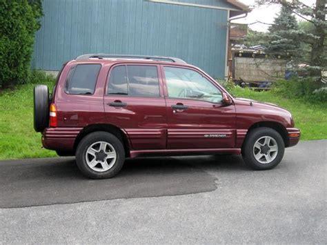 Chevrolet Tracker 2003 by 2003 Chevrolet Tracker Cars For Sale
