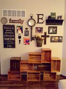 Awesome wall decorations diy living room