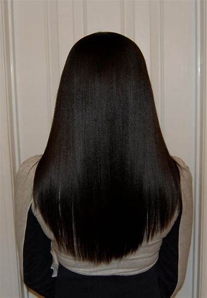 Hair Cut Relaxed Hairstyles Coarse Texlaxed Relaxer