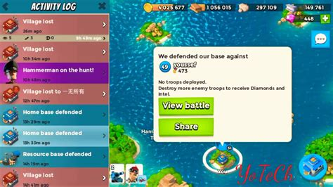 foto de BEST BOOM BEACH DEFENSE LAYOUT UNBEATABLE FOR HQ LEVEL