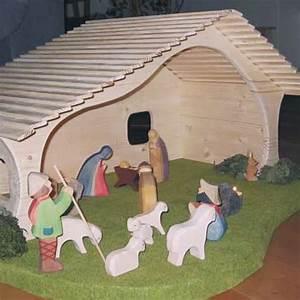 Weihnachtskrippe Holz Selber Bauen : weihnachtsbasteln mit holz ~ Buech-reservation.com Haus und Dekorationen