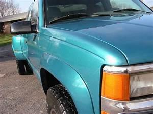 95 Chevy 3500 Silverado Slt 4wd Ext Dullie 1ton 6 5 Turbo