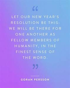 10 New Year'... Year End Resolution Quotes