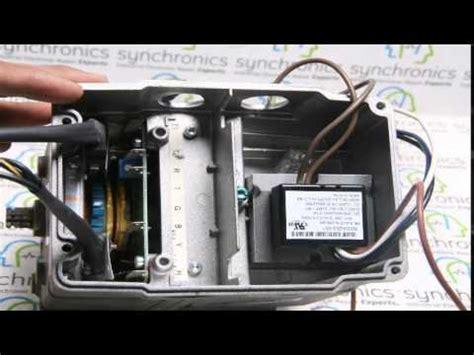 honeywell modutrol iv motor mf repaired