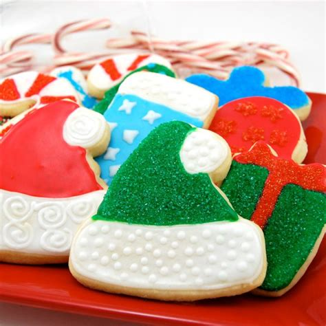 christmas sugar cookies recipe debbienetcom