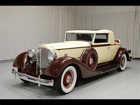1934 Packard Eight For Sale