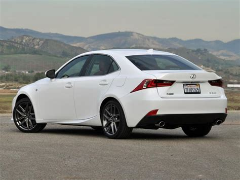 Is 350 Lexus 2015 by Review 2015 Lexus Is 350 F Sport Ny Daily News