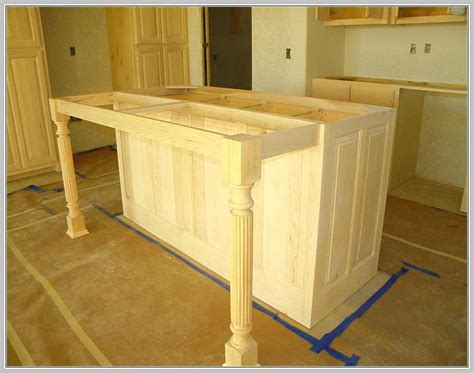 wooden kitchen island legs wooden kitchen island legs wooden turned legs island