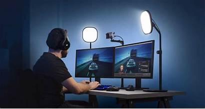 Streaming Lighting Twitch Lights Stream Studio Elgato