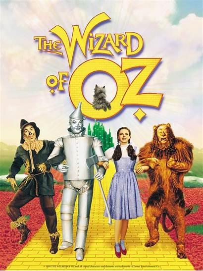 Wizard Oz Poster Films Film Blob Sign