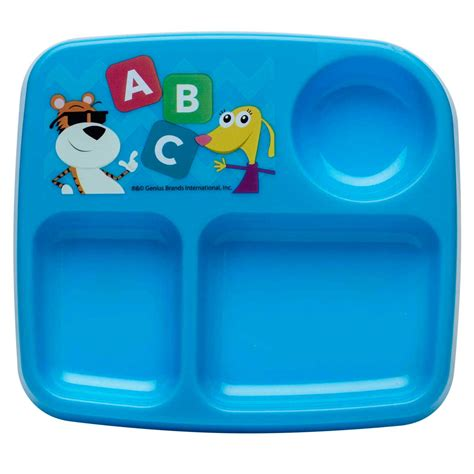 kitchen collection outlet store baby genius plates for toddlers by zak designs