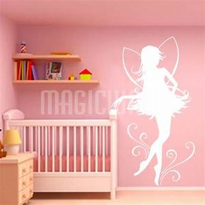 Girls wall stickers 2017 grasscloth wallpaper for Girls wall decals