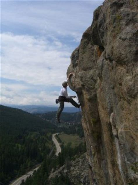 Rock Climbing Techniques Basic