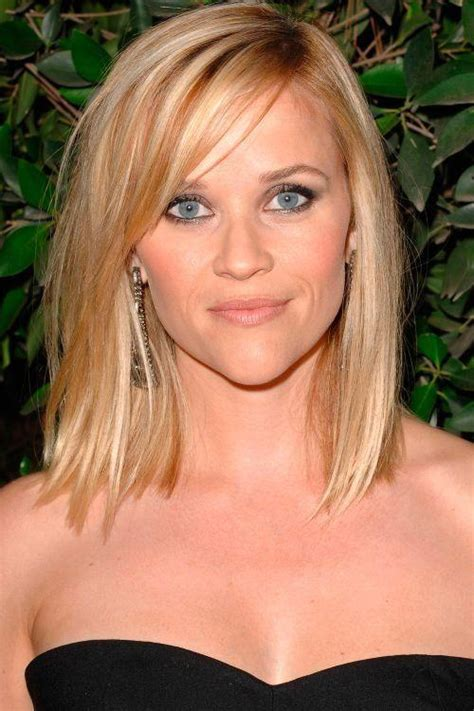 medium length haircuts for thin hair southern living