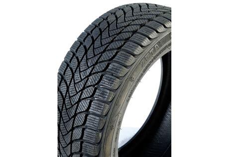 zeta antarctica winter tyre test  auto express