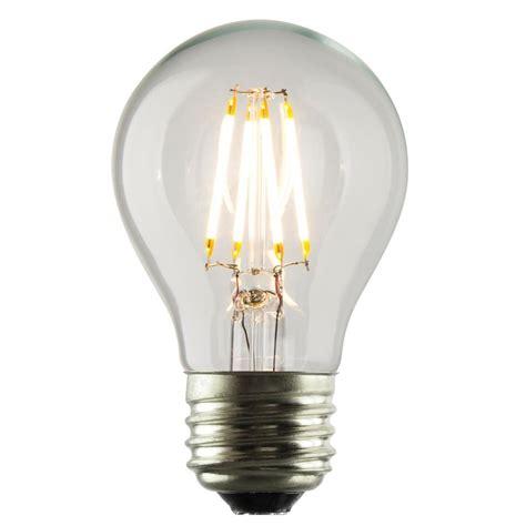 luminance 3 5w equivalent 2 700k a17 dimmable led filament