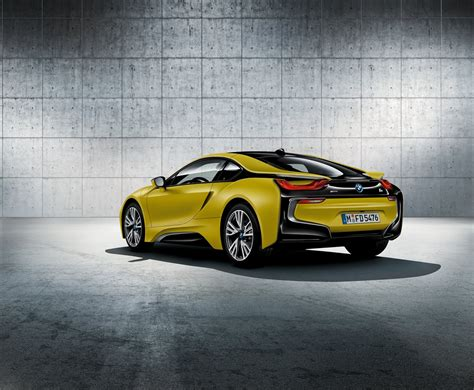 bmw  protonic frozen yellow edition unveiled