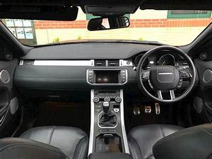 Used 2016 Land Rover Range Rover Evoque Td4 Hse Dynamic