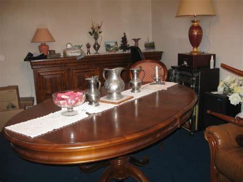 cuisine et salle a manger déco salle à manger louis philippe