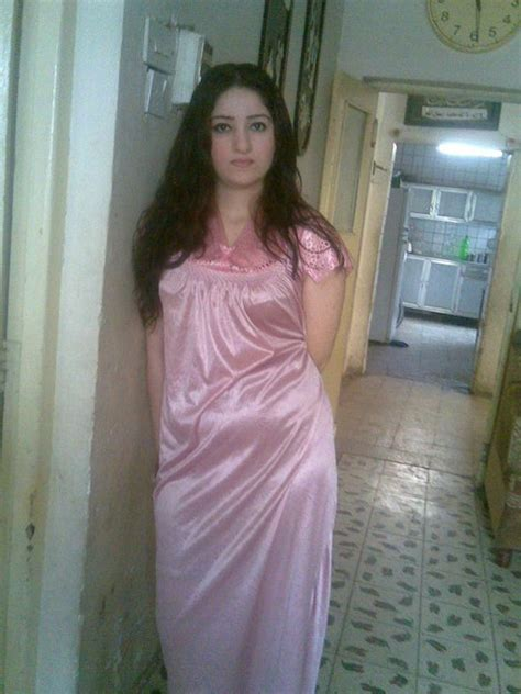 arabian girls style  night dress home pic