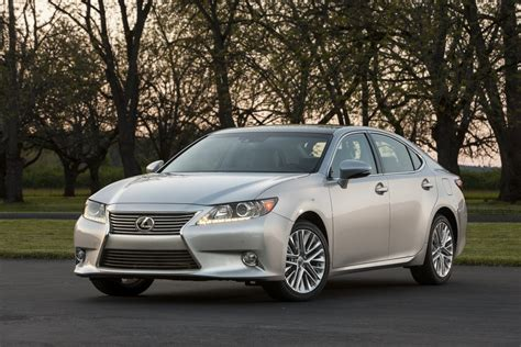 2013 Lexus Es 350 Review, Ratings, Specs, Prices, And