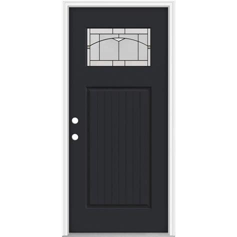 jeld wen entry doors shop jeld wen decorative glass right inswing